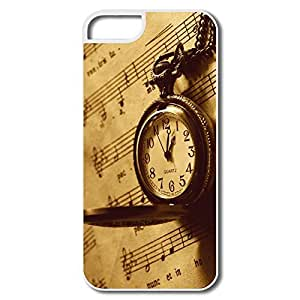 PTCY IPhone 5/5s Customize Fashion Pocket Clock