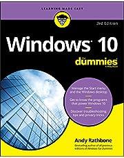 Windows 10 For Dummies (For Dummies (Computer/Tech))