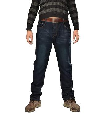 BOLAWOO Pantalones Vaqueros Elásticos E Jeans Fat Stretch E ...