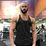 COOFANDY Men's Gym Workout Tank Top Bodybuilding