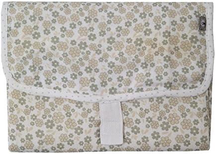babybuh. – Cambiador completo de muselina algodón orgánico fiori ...