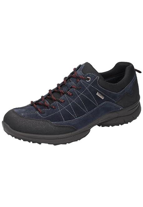 Amazon.com   Manitu Herren-Schn rer blau 641352-5   Loafers   Slip-Ons 7e0f1c93f1