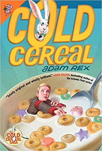 Image result for cold cereal book