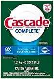 Cascade Complete Dawn Fresh Scent Dishwasher Detergent Powder, 45 Ounce