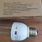 UV Germicidal Lamp UV-C Light Bulb with Base Timer
