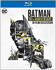Batman: 80th Anniversary 18-Film Collection [Blu-ray]