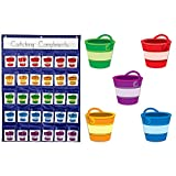 CARSON DELLOSA POSITIVE REINFORCEMENT POCKET CHART (Set of 6)