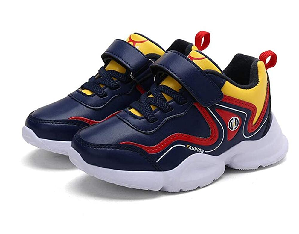 JICC Tennis Shoes Breathable Running Shoes Walking Sneakers for Boys and Girls