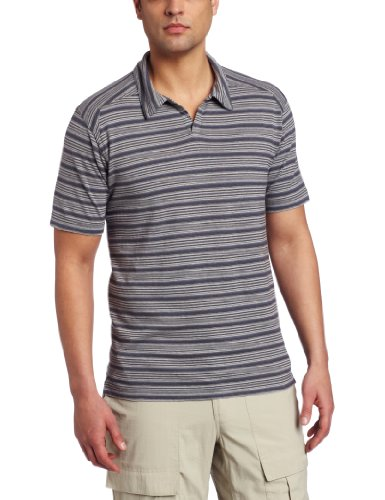Royal Robbins Men's Flynn Stripe Cricket Shirt