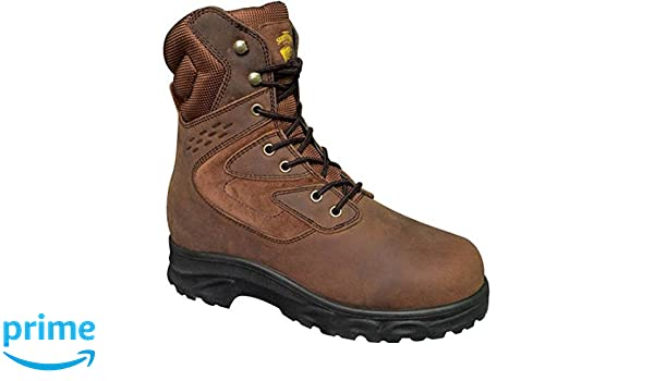 adb5573d54e Herman Survivors Jason II Men's Safety Work Boots, Brown