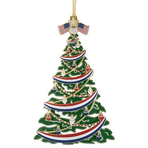 Cheap  Classic Patriotic Tree Ornament