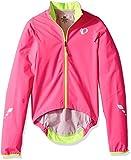 Pearl iZUMi Men's Pro Aero WXB Jacket, Screaming Pink, XX-Large
