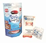 smile Instant Smile Complete Adult Makeover Kit! Fix Your Smile At Home Within Minutes!