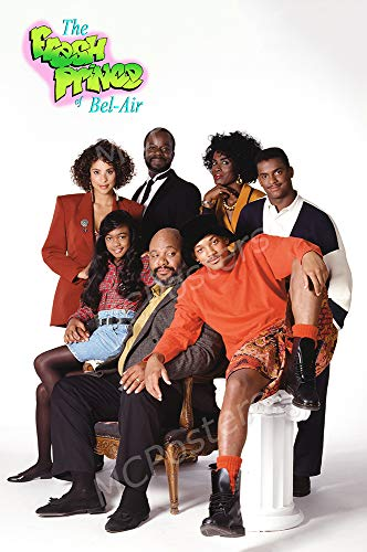 MCPosters - Fresh Prince of Bel Air TV Show Series Poster Glossy Finish - TVS803 (16