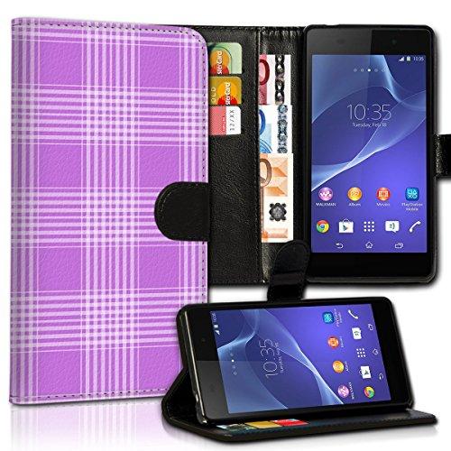 Wallet Book Style Flip Handy Tasche Case Schutz Hülle Schale Motiv Etui für Apple iPhone 4 / 4S - Design Flip MV279