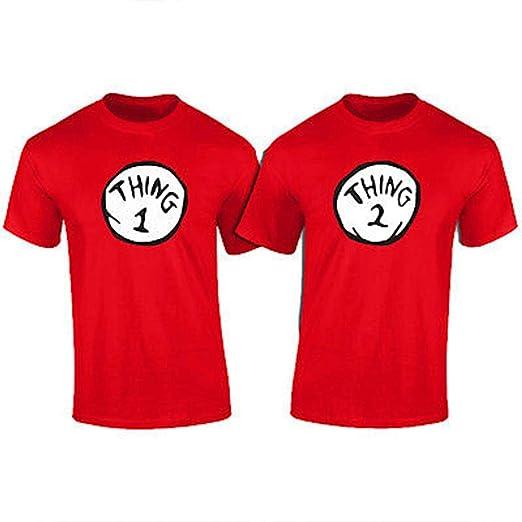 Amazon.com  Thing 1 Thing 2 Shirts 5b97d1f0a484