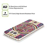 Head Case Designs Islamic Dome Arabesque Pattern Soft Gel Case for Samsung Galaxy A3 (2016)
