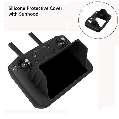 Amazon.com: Yifant - Carcasa de silicona para DJI Mavic 2 ...