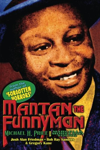 Books : Mantan the Funnyman