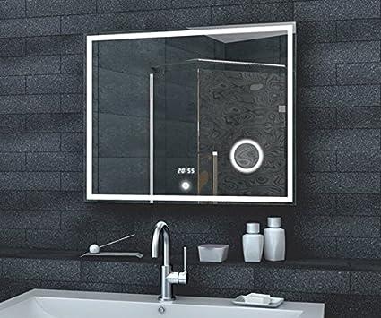 rmi-onlineshop Fineline Badezimmer Spiegel LED Beleuchtung ...