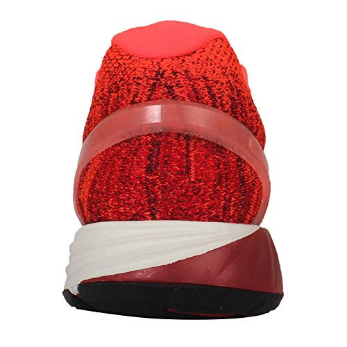 Nike Heren Lunarglide 7 Loopschoen Heldere Karmozijnrode / Black-gym Rood-dp Brgn