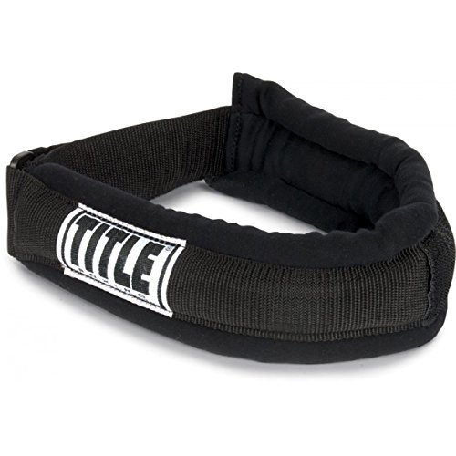 Title Boxing TITLE Neck Strengthener (10 lbs) by Title Boxing