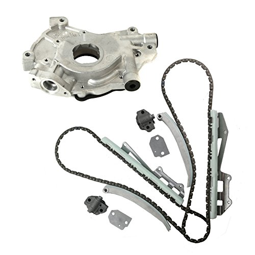 1997 Ford Club Wagon (MOCA Timing Chain Kit Oil Pump 9-0387SJ for 1997-2004 Ford E-150 & Econoline Club Wagon & Explorer & Expediton & E150 & F150 4.6L)