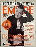 Empire Magazine February 2017 - T2 Trainspotting - Ewan McGregor Cover 2/4, John Wick 2, Inside 2017's Biggest Movies