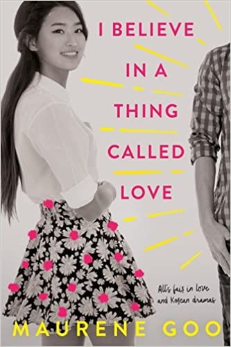 Image result for i believe in a thing called love book