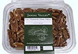 Jansal Valley Raw Mammoth Pecan Halves, 1 Pound
