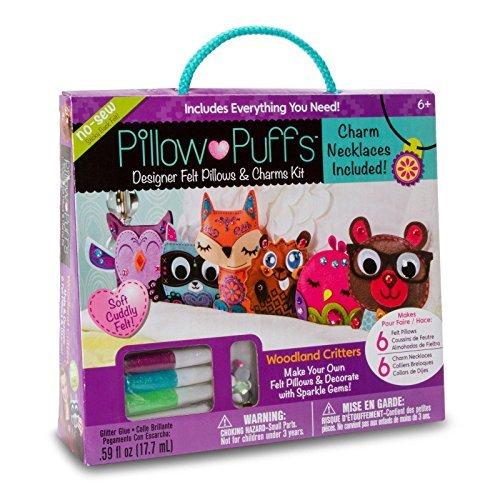 Pillow Puff Woodland Critters Mega Kit ()
