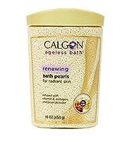 Calgon Ageless Bath Renewing Pearls, 16 Ounce