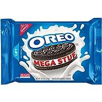 Oreo Mega Stuf Chocolate Sandwich Cookies (13.2-Ounce Package)