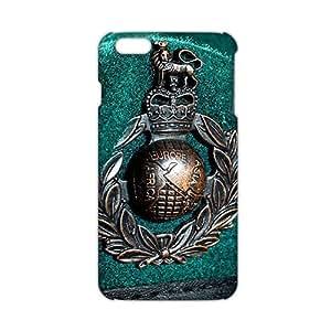 Evil-Store royal marines beret 3D Phone Case for iPhone 6 plus