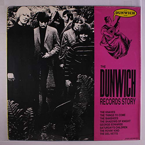 the dunwich records story LP