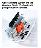 The GoPro 3d Hero and Cineform Studio production workflow