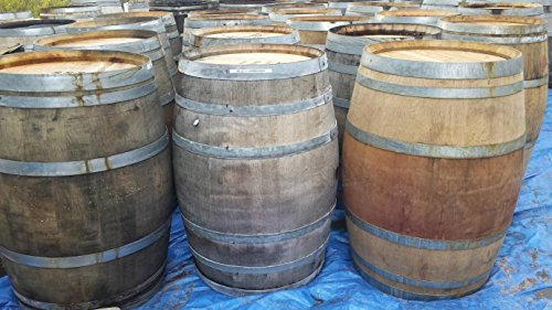 Authentic Used Wine Barrel From California Wine Country - Lowest Price On