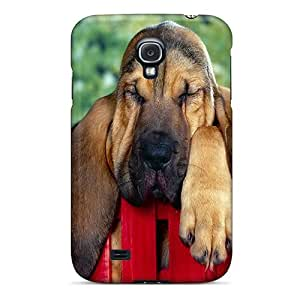Galaxy S4 Case, Premium Protective Case With Awesome Look - Dog 2