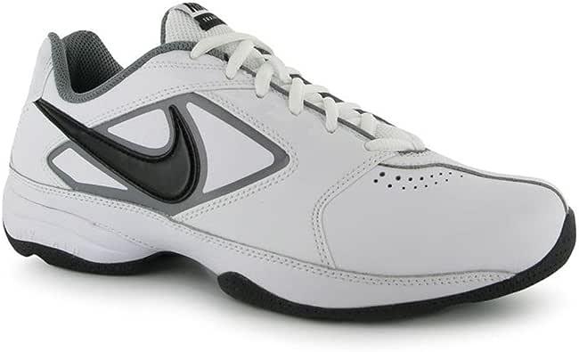 Nike Air Affect Vi, Zapatillas de Estar por casa para Hombre, White-Weiß (Weiß-Grau), 46 EU: Amazon.es: Zapatos y complementos