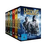Hercules: The Legendary Journeys - Komplett-Package, Staffel 1-6 [34 DVDs]