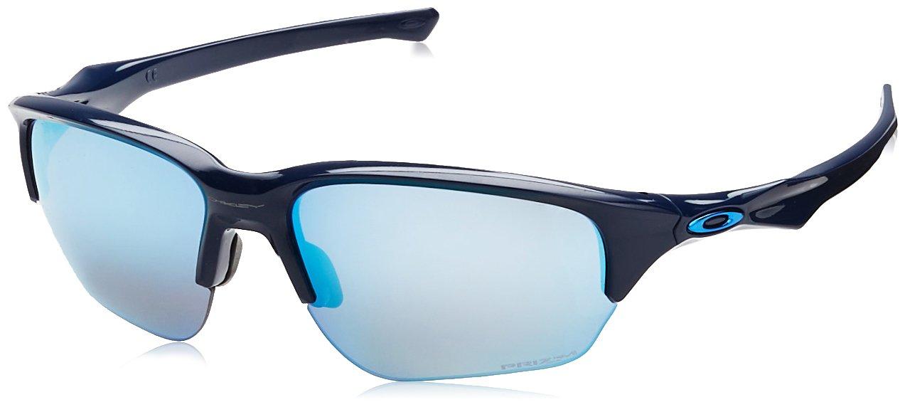 840182292 Oakley FLAK BETA OO9363 07 Azul Navy Lente Polarizada Azul Prizm Águas  Profundas Tam 64: Amazon.com.br: Amazon Moda