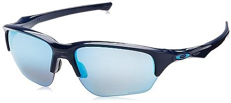 58dc4ded5aa Oakley Men s Flak Beta Polarized Iridium Rectangular Sunglasses ...