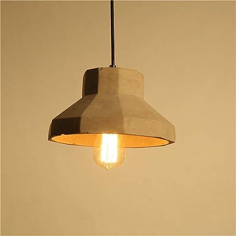 Lámpara de Luz Colgante Arte innovador Vendimia Industrial ...