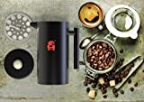 Aztecus Premium French Coffee Maker - Stainless