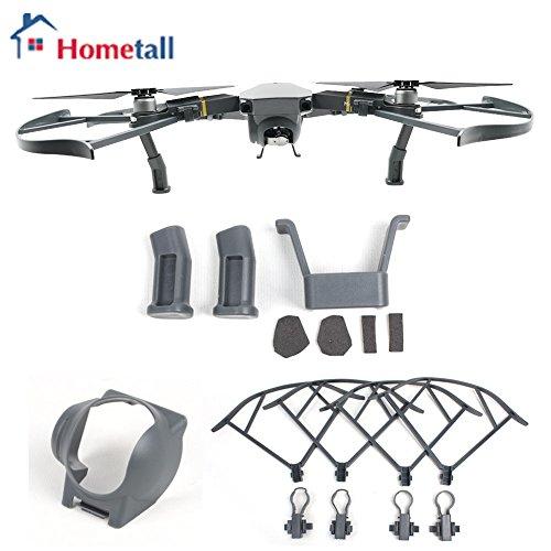 Hometall Lens Hood Gimbal Protective Cover, Landing Gear, Propeller Guard for DJI Mavic Pro Accessories Kit. free shipping