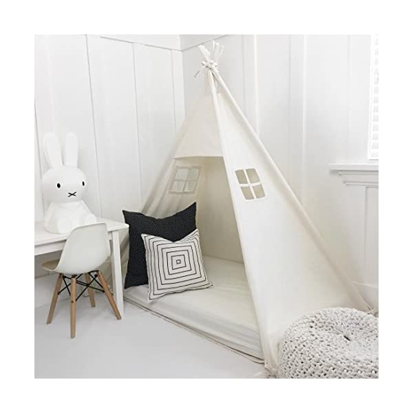Domestic Objects Play Tent Canopy Bed 1