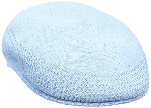 (Kangol  Men's Tropic Ventair 504 Cap, Light Blue, X,Large)