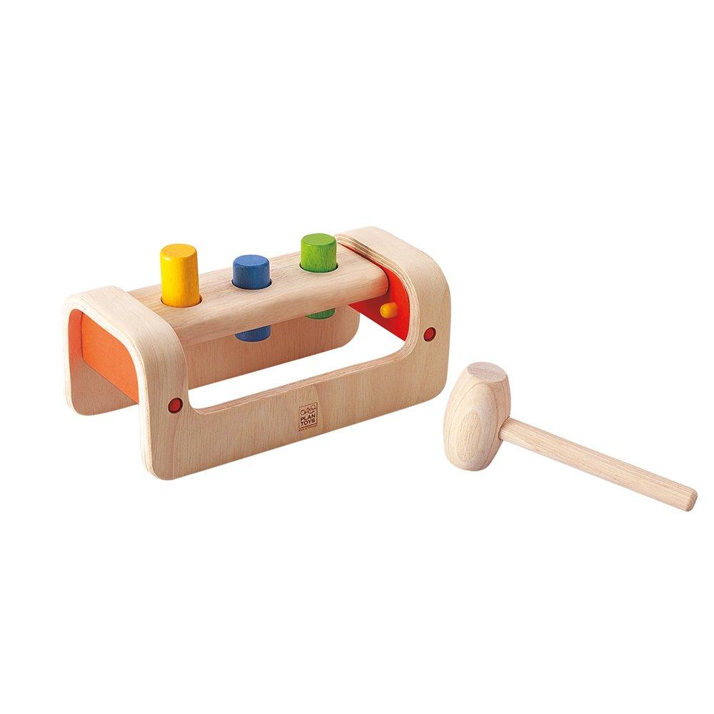 Plan Toy Pounding Bench