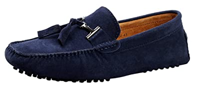 2080 New Mens Stylish Casual Loafers Comfy Slip-on Sunny Moccasins Driver Shoes