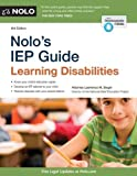 Nolo's IEP Guide: Learning Disabilities by Lawrence M. Siegel (2014-06-16)